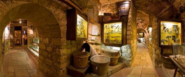 Restaurant Restaurant du Musée du Vin - Paris