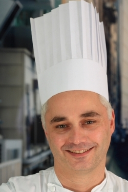 Chef Guillaume Lutard Restaurant Alcazar