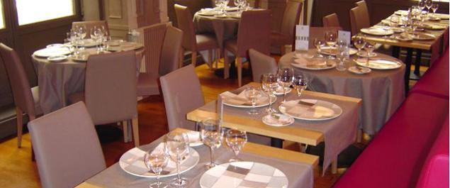 Restaurant La Table de Suzanne Photo Salle Principale