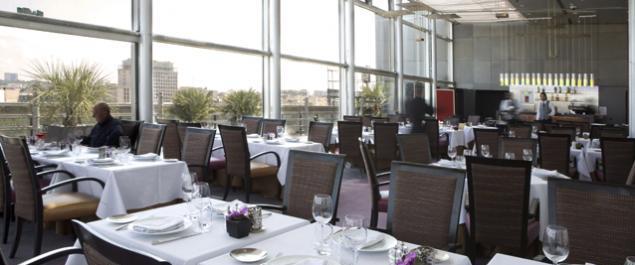 Restaurant Le Ziryab (Institut Du Monde Arabe) - Paris
