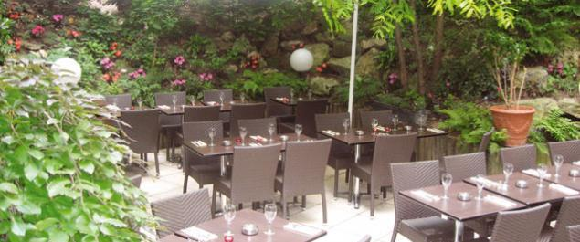 Restaurant Noura Montparnasse Photo Terrasse