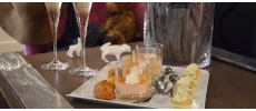 Le Rive Gauche Gourmet cuisine Nantes
