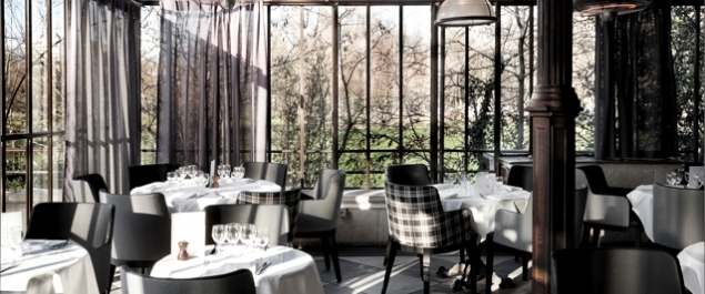 Restaurant L'Ile - Issy-les-Moulineaux