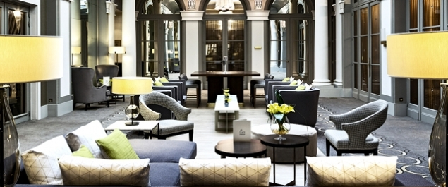 Restaurant 16 Haussmann (Paris Marriott Opera Ambassador ****) - Paris