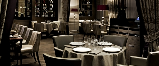 Restaurant 16 Haussmann (Paris Marriott Opera Ambassador ****) - Paris