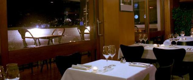 Restaurant Le Ventre de l'Architecte - Marseille