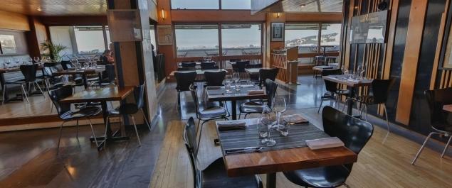 Restaurant Le Ventre de l'Architecte (Hôtel le Corbusier *** ) - Marseille