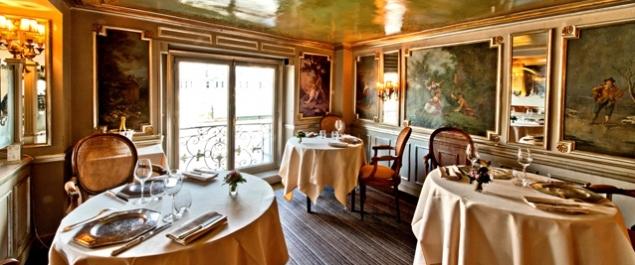 Restaurant Gastronomique Quai De Seine