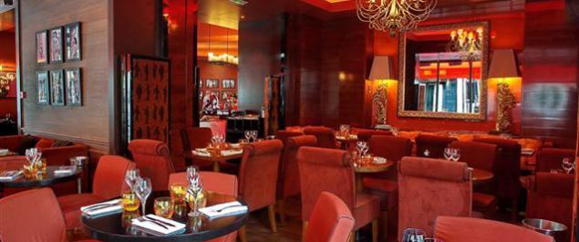 Restaurant Casa Luca - Paris