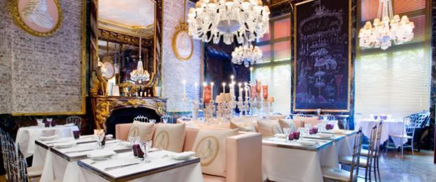 Restaurant Cristal Room Gourmet Cuisine Paris Paris 16 232 Me