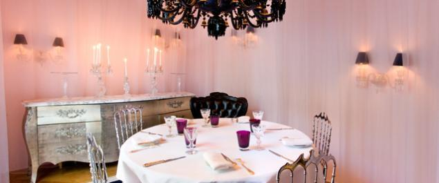 Restaurant Cristal Room - Paris