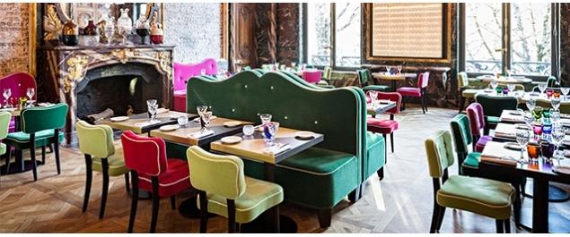 Restaurant cristal room gourmet cuisine paris paris 16 me for Salon baccarat
