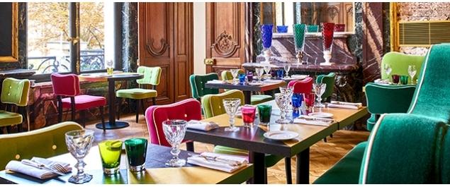 Restaurant cristal room gourmet cuisine paris paris 16 me for Gourmet en cuisine