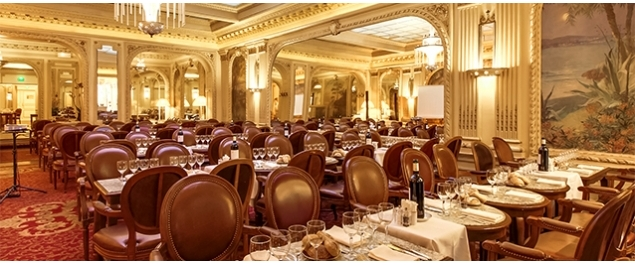 Restaurant Angelina - Paris