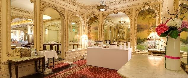 Restaurant Angelina - Paris
