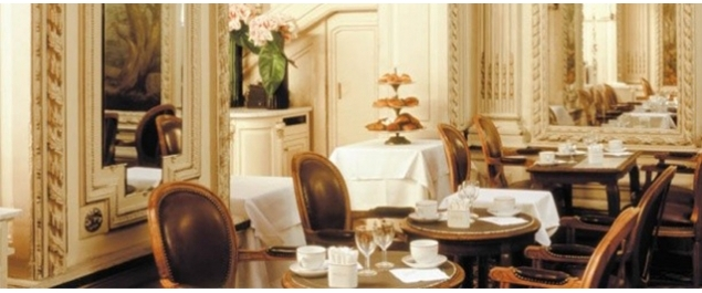 Restaurant Angelina Rivoli - Paris
