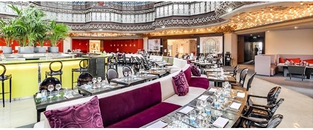 Restaurant Brasserie Printemps - Paris