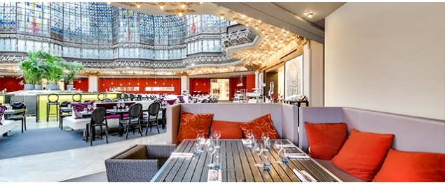 Restaurant Brasserie Printemps - Paris