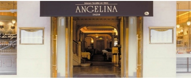 Restaurant Angelina Porte Maillot - Paris