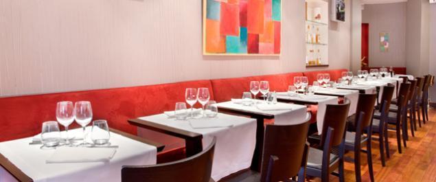 Restaurant Romantica Caffe 8ème - Paris