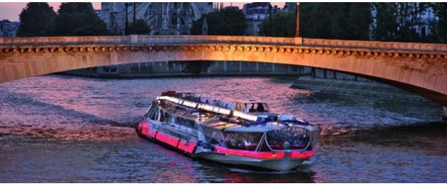 Restaurant Bateaux-Mouches - Paris