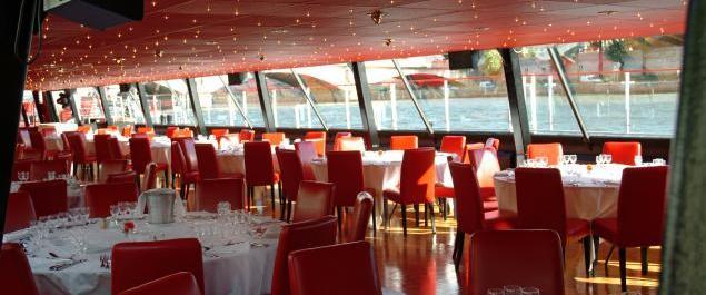 Restaurant bateaux mouches traditionnel paris paris 8 me - Restaurant seine port ...