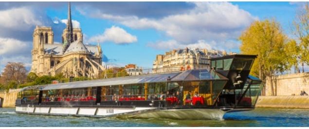 Restaurant Bateaux Mouches - Paris