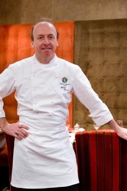 Le Chef Philippe Pentecôte - Restaurant Le Petit Bordelais