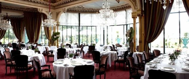Restaurant la grande cascade haute gastronomie paris for Restaurant la cascade