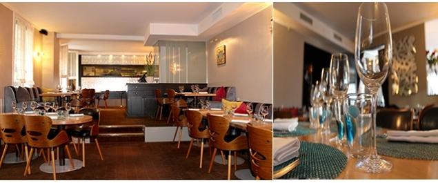 Restaurant Chamarré Montmartre - Paris