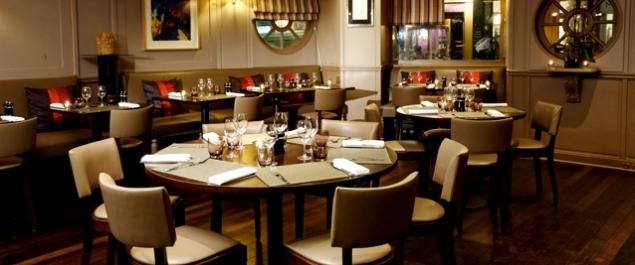 Restaurant Café Jamin - Paris