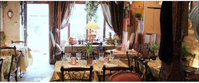 Restaurant Aux Troubadours - Paris