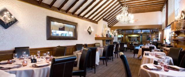 restaurant la romantica par claudio puglia gastronomique clichy. Black Bedroom Furniture Sets. Home Design Ideas