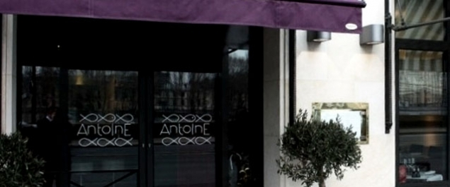 Restaurant Antoine - Paris