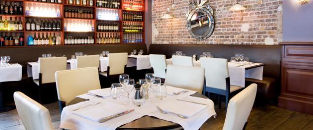 Restaurant romantica caffe 7 me italien paris paris 7 me - Tour maubourg restaurant ...