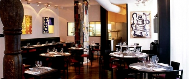 Restaurant ze kitchen galerie star restaurant paris for H kitchen paris menu