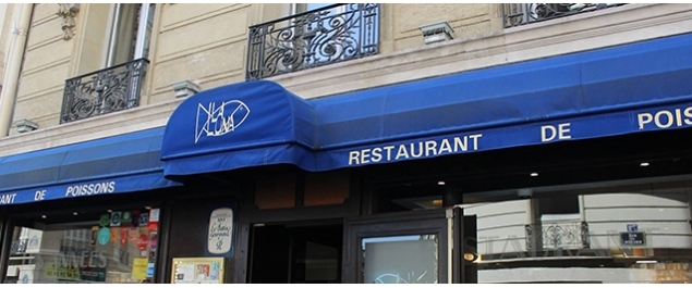 Restaurant La Luna - Paris