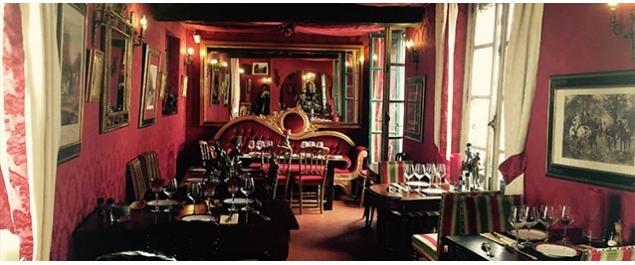 Restaurant Au Vieux Paris d'Arcole - Paris
