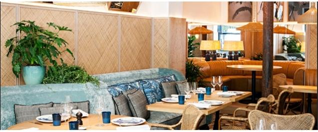 Restaurant Le Divellec - Paris