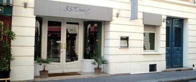 Restaurant 35° Ouest - Paris