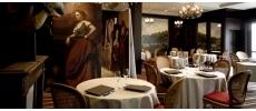 Restaurant Le Café des Artistes (Les Etangs de Corot****) Traditionnel Ville-d'Avray