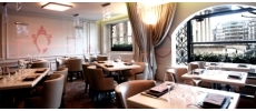 Restaurant Lucas Carton French haute cuisine Paris