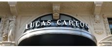 Lucas Carton * Haute Cuisine Paris