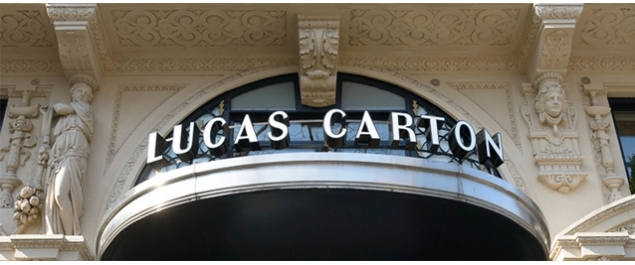 Restaurant Lucas Carton - Paris