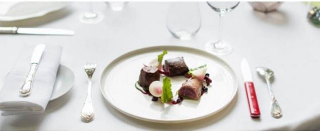 Restaurant Lucas Carton - Paris