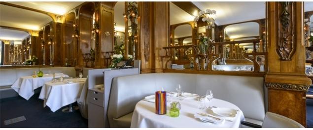 Restaurant Lucas Carton * - Paris