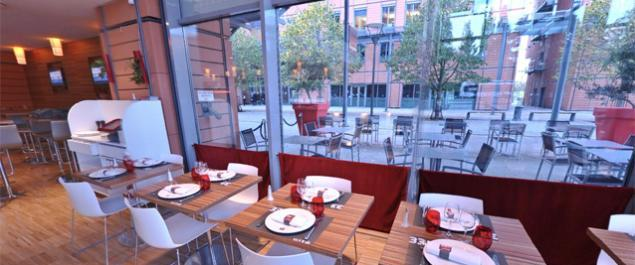 Restaurant 33 Cité Photo Salle Principale