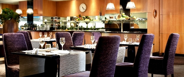 Restaurant Les Etoiles (Sheraton Airport Hotel and Conference Centre) - Roissy CDG Cedex