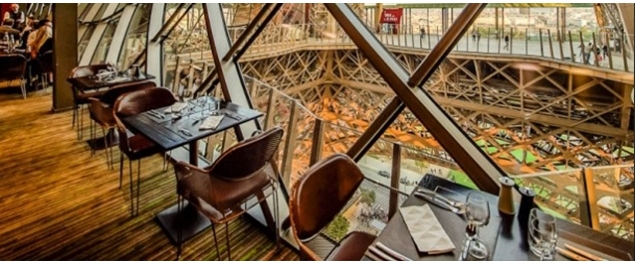 Restaurant 58 Tour Eiffel - Paris