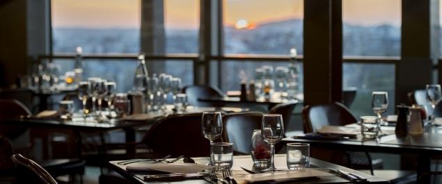 Restaurant 58 Tour Eiffel - Paris